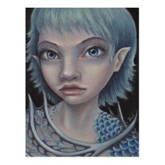 Sea Elf Postcard