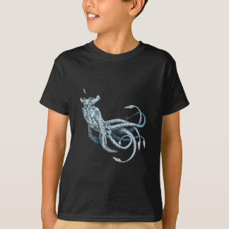 Sea Emperor Transparent T-Shirt