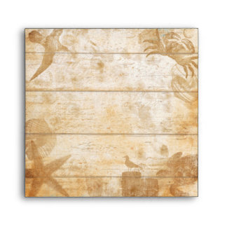Sea Envelope (Square)