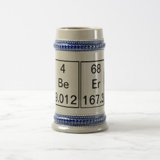 Sea Er taza del elemento químico
