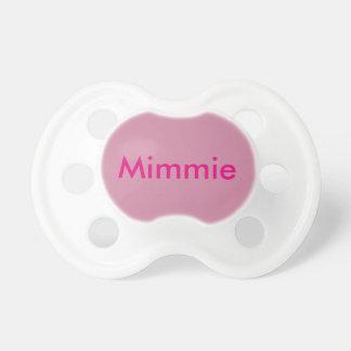 Sea estilos magníficos por Mimmie Chupetes Para Bebes