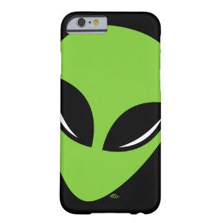 Sea extranjero verde funda de iPhone 6 barely there
