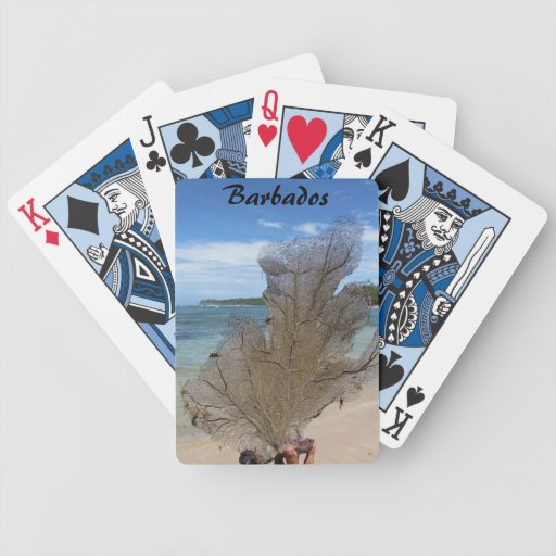 Sea Fan - Playing Cards