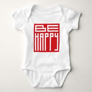 sea feliz body para bebé