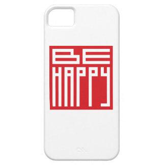 sea feliz funda para iPhone SE/5/5s