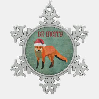 Sea feliz ornamento del Fox