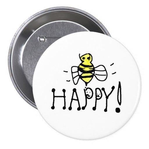 Sea feliz pins