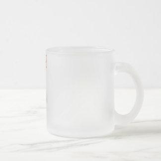 ¡Sea feliz! Taza De Cristal