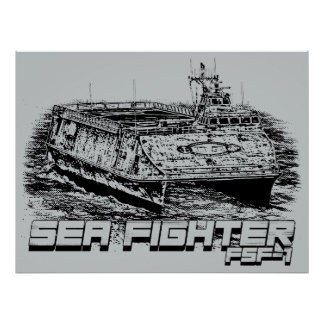 Sea Fighter Print