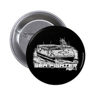 Sea Fighter Round Button