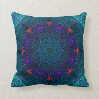 Sea-Fire Dome Pillow