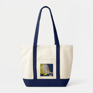 Sea Fish grocery bag