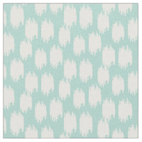 Sea Foam Animal Print | Fabric