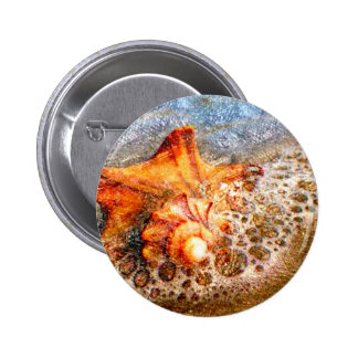 Sea Foam Button