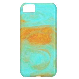 SEA FOAM COVER FOR iPhone 5C