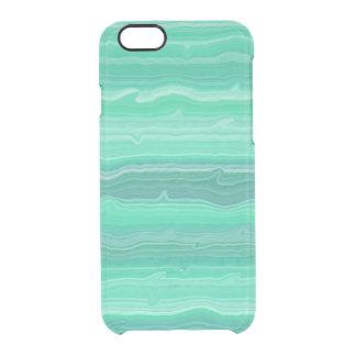 Sea Foam Clear iPhone 6/6S Case