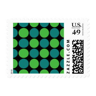 Sea Foam Dots Stamps