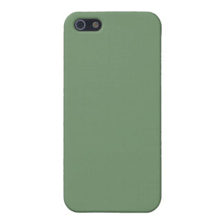 Sea Foam Green 4 Cover For iPhone 5