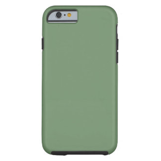 Sea Foam Green iPhone 6 Tough iPhone 6 Case