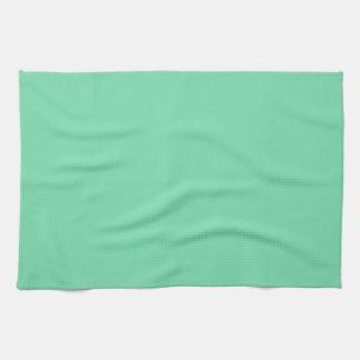 SEA FOAM GREEN (solid color) ~ Towels