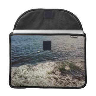 Sea Foam Macbook Pro Laptop Sleeve