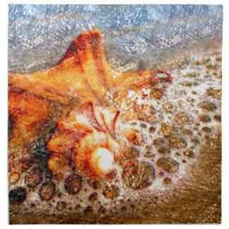 Sea Foam Napkin