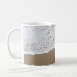 Sea foam, Ocean Waves Coffee Mug
