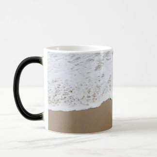 Sea foam, Ocean Waves Magic Mug