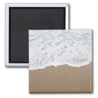 Sea foam, Ocean Waves Magnet