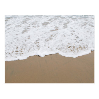 Sea foam, Ocean Waves Postcard