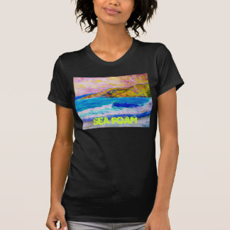 sea foam t-shirt