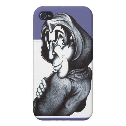 Sea fresco iPhone 4 carcasa