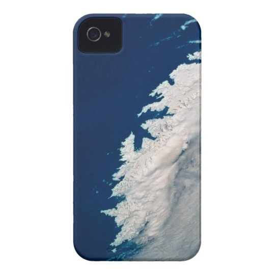 Sea from a Satellite iPhone 4 Case