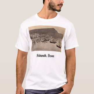 Sea Front, Sidmouth, Devon, UK, Sidmouth, Devon T-Shirt