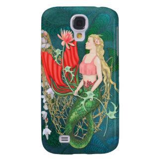 Sea Garden Fantasy Mermaid Galaxy S4 Cover