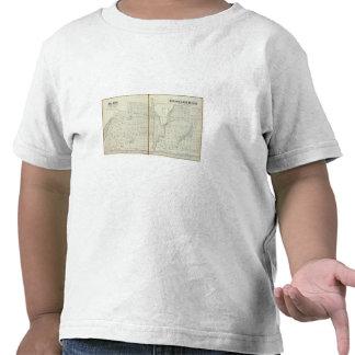 Sea Girt and Spring Lake Beach, Monmouth County T Shirts