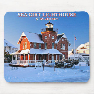 Sea Girt Lighthouse, New Jersey Mousepad