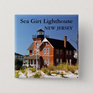 Sea Girt Lighthouse, New Jersey Pin