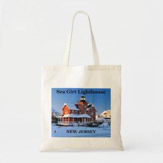 Sea Girt Lighthouse, New Jersey Tote Bag