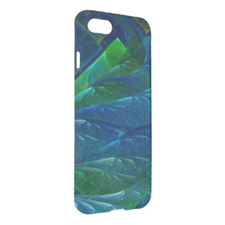 Sea Glass 3D Abstract iPhone 7 Case