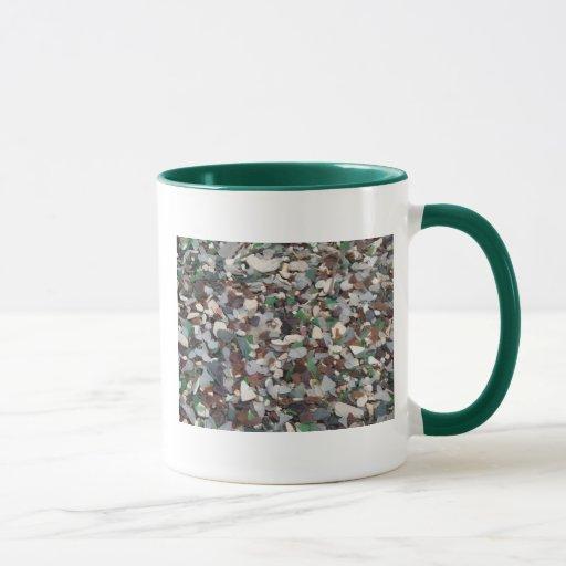 Sea Glass at Glass Beach - Bermuda Mug