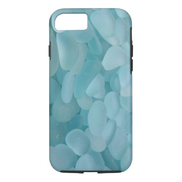 Siberianmom Sea Glass Glamour iPhone 7 Case