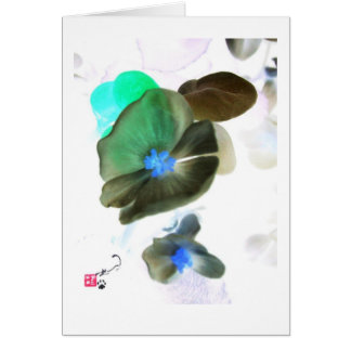 Sea Glass Greeting Cards
