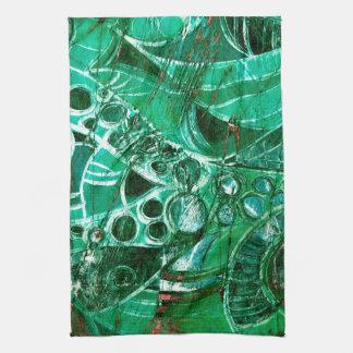 Sea Glass II Hand Towels