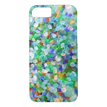 IslandImageGallery Sea Glass iPhone 8/7 Case