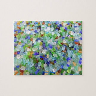 Sea Glass Jigsaw Puzzle