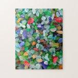 Sea Glass Jigsaw Puzzles