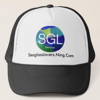 Sea Glass Lovers Hat