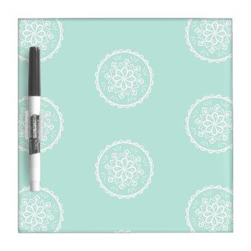 Tekoro Sea Glass Mandala Dry-Erase Board