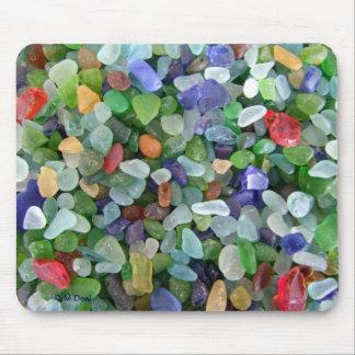 Sea Glass Mousepads